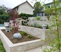 Rnovation zen maison typique annes 70 agence architecte ...
