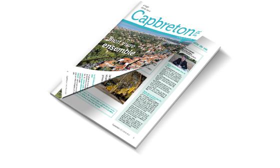 Bulletin municipal de Capbreton