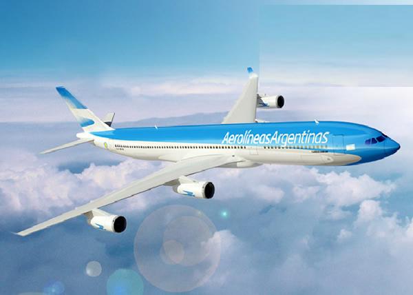 Resultado de imagen para aerolineas argentinas