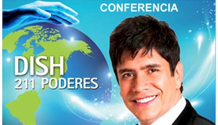La Conferencia 211 Poderes, creada por empresario colombiano inicia gira nacional