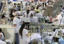 Desempleo se ubicó en 8,6% en octubre y 23,08 millones de personas estaban empleadas