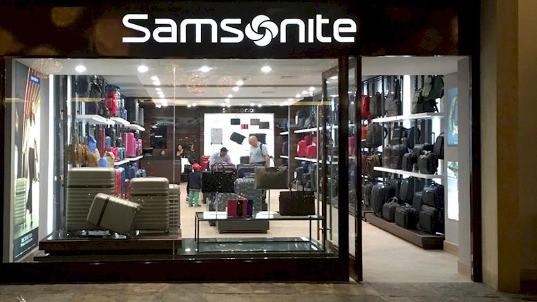 Fin de semana de ofertas con Samsonite en Colombia