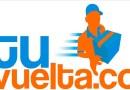 TUVUELTA.CO, Una plataforma de mensajería Express rápida e instantánea. Un mensajero a tu alcance
