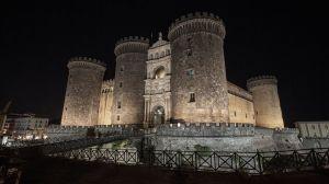 Maschio Angioino Castel Nuovo Napoli