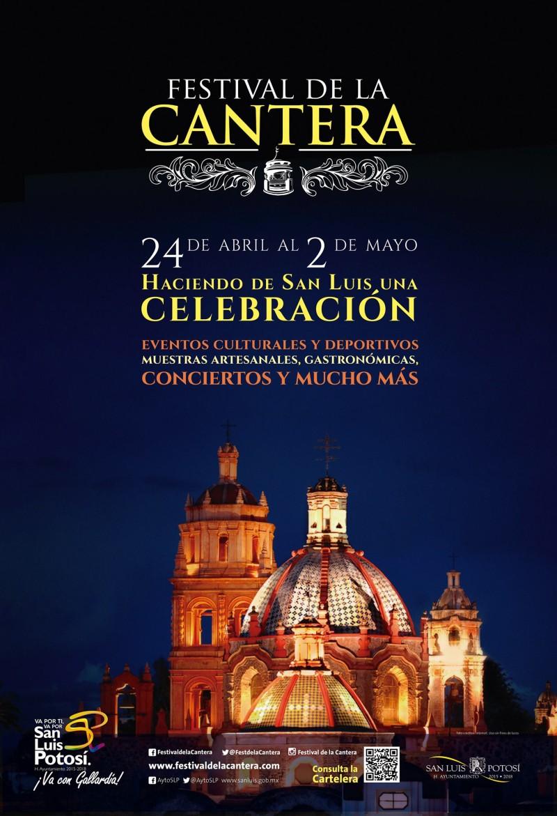 Conciertos y eventos del 1er Festival de la Cantera