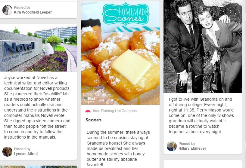 Pinteresting History – Using Pinterest to Collect Family History