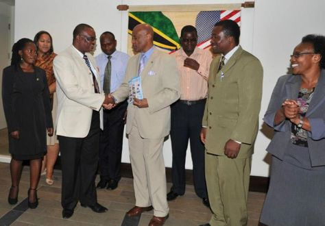 Embassy james greeting