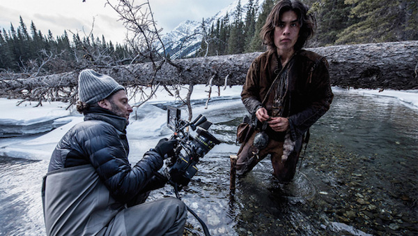 THE REVENANT Copyright � 2015 Twentieth Century Fox Film Corporation. All rights reserved. THE REVENANT Motion Picture Copyright � 2015 Regency Entertainment (USA), Inc. and Monarchy Enterprises S.a.r.l. All rights reserved.Not for sale or duplication.