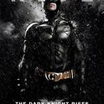 Dark Night Rises - Batman Poster