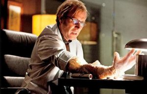 Rhys Ifans as The Lizard