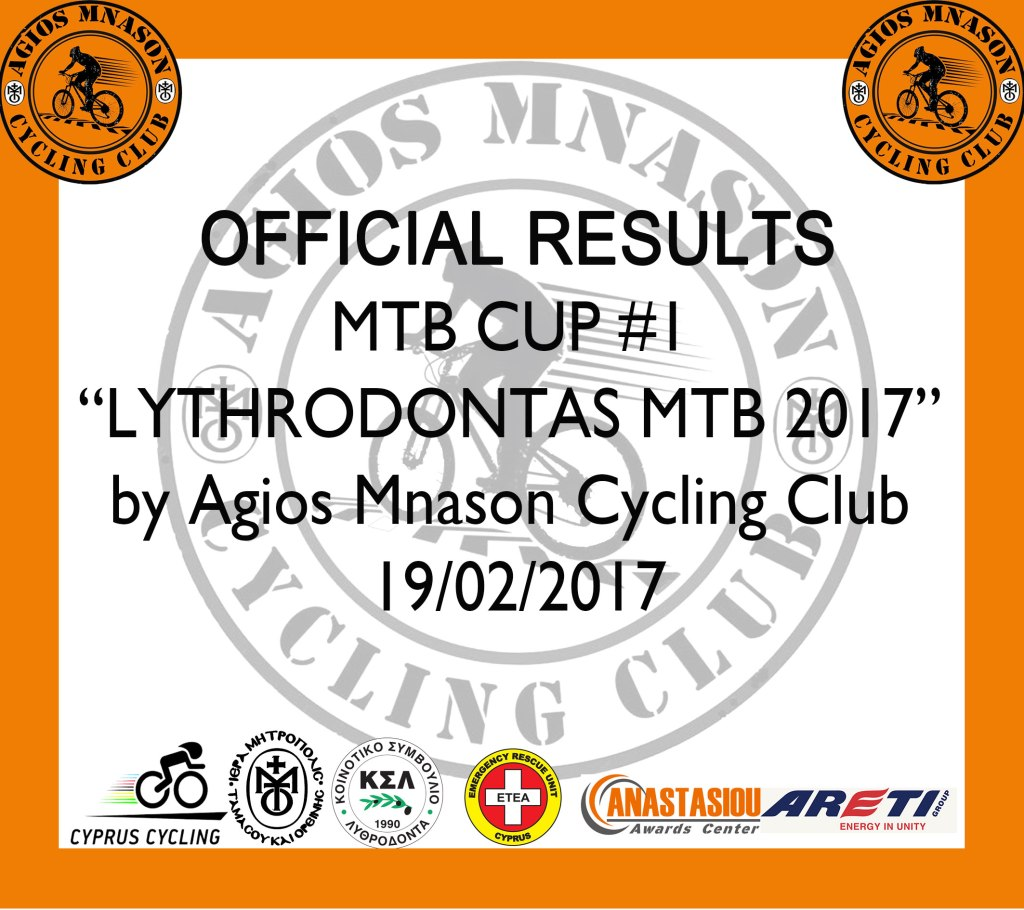 official-results