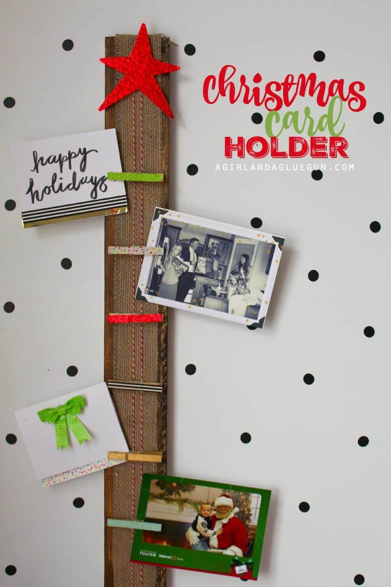 Grand A Glue Gun Card Her Wall Hanging Card Her Range How To Make ...