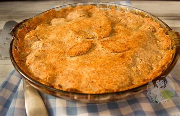 Paleo Quick Chicken Pot Pie
