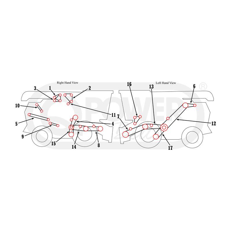 wiring diagram gleaner m2 combine