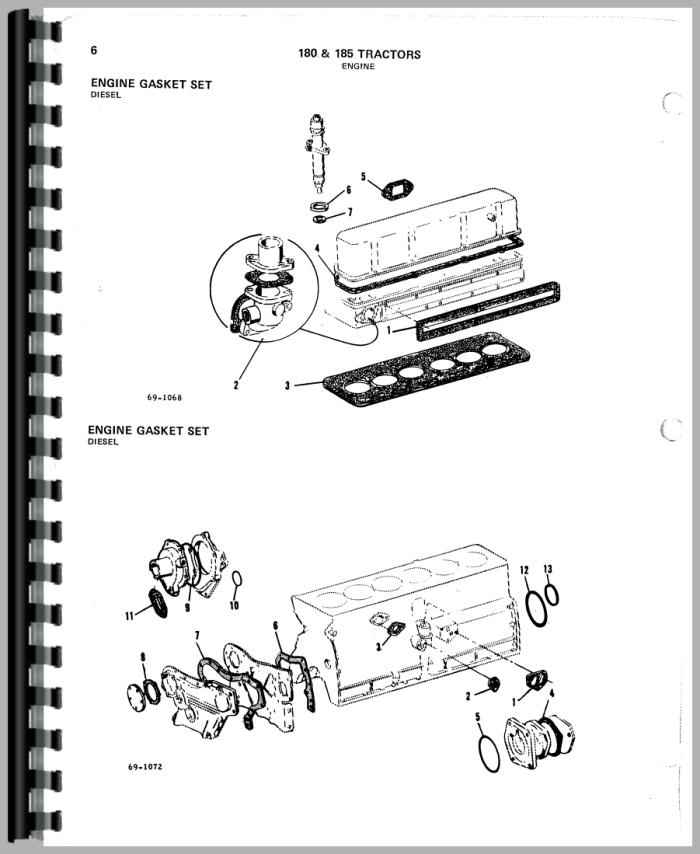 allis chalmers c tractor wiring diagram