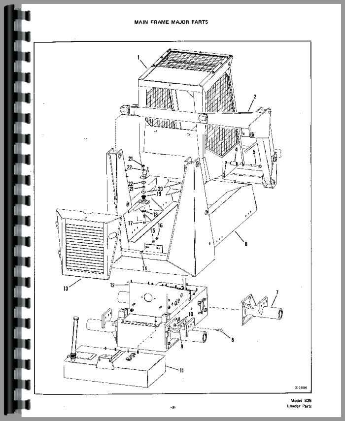 Bobcat Schematics Index listing of wiring diagrams