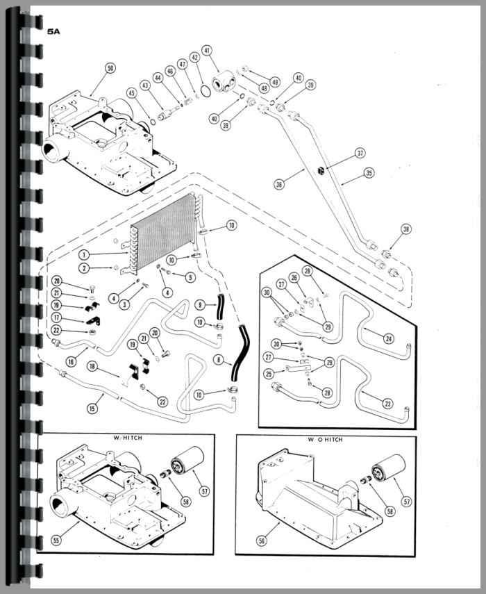 case ih 1660 wiring schematic alternator