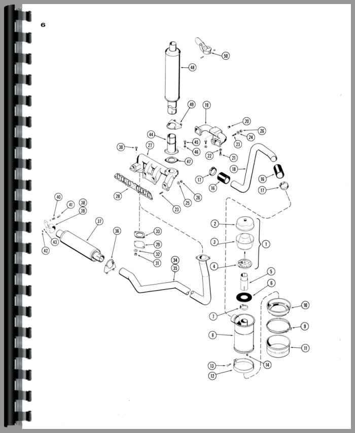 case 430 wiring diagram