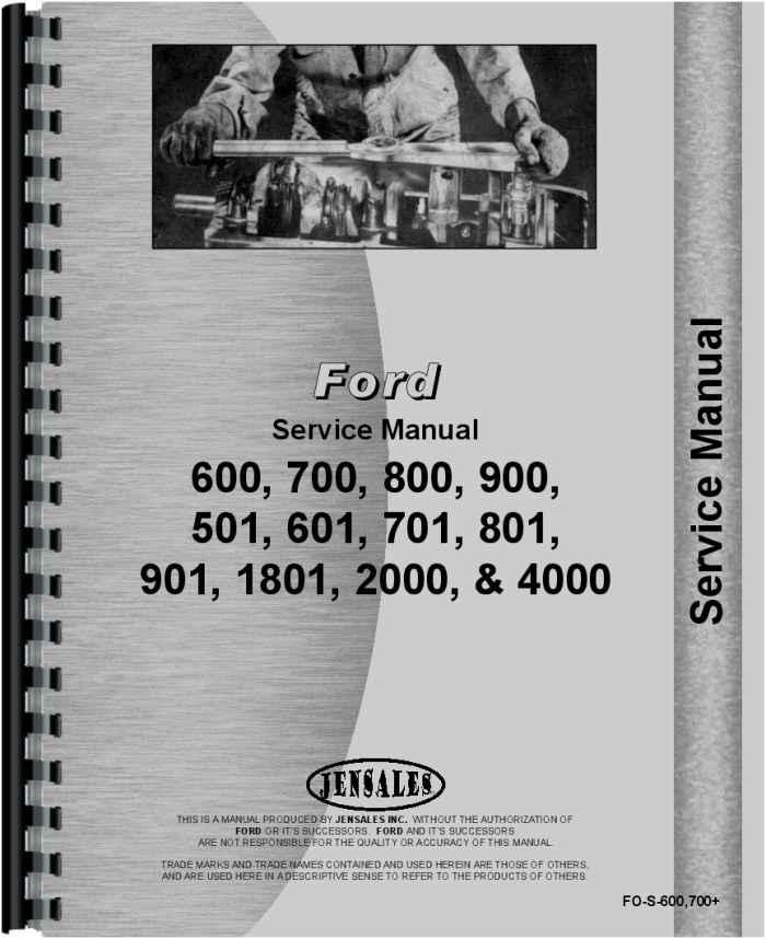 Ford 801 Wiring Diagram Wiring Schematic Diagram
