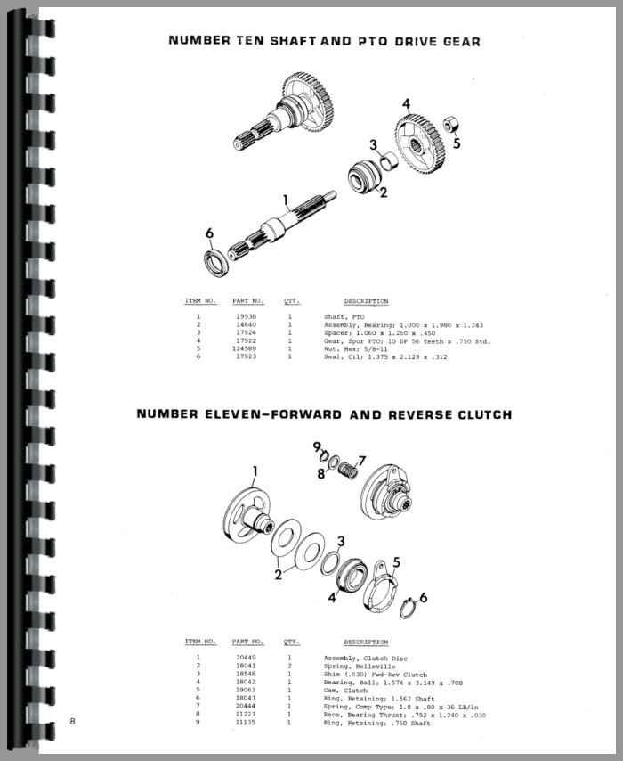 Gravely Parts Wiring Schematic Diagram