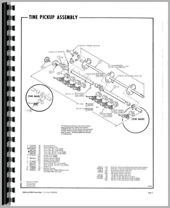 hesston wiring diagram