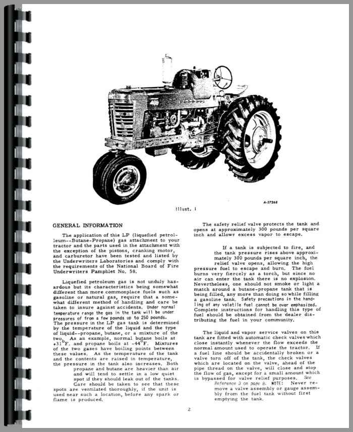 wiring diagram for farmall 400 gas tractor