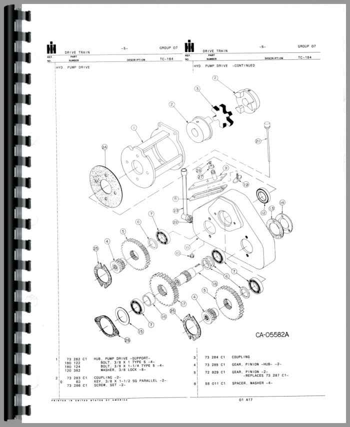 4130 ih wiring diagram