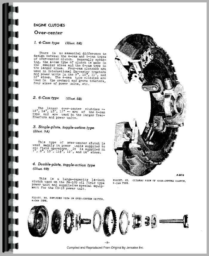farmall 560 diesel engine diagram