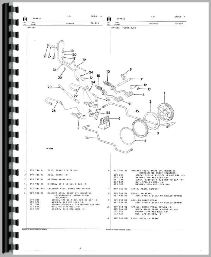 DOC ➤ Diagram Ih 454 Gas Wiring Diagram Ebook Schematic