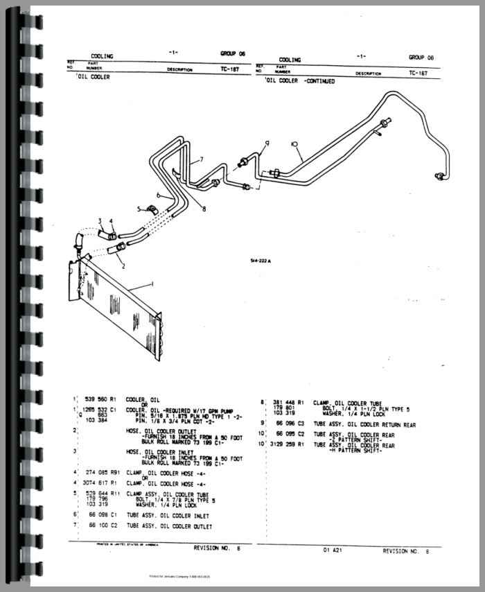 Ih 606 Wiring Diagram Wiring Diagram