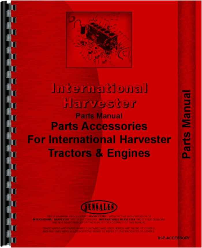 Ih 560 Wiring Diagram - Data Wiring Diagrams