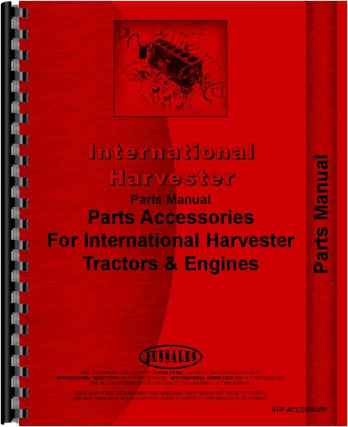Farmall Super H Parts Diagram - Wiring Diagram