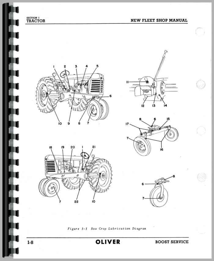 Oliver 88 Tractor Wiring Diagram | Wiring Diagram on oliver tractor, oliver ignition diagram, oliver parts diagram,