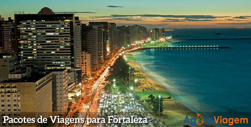 Pacotes de viagens Fortaleza 2017