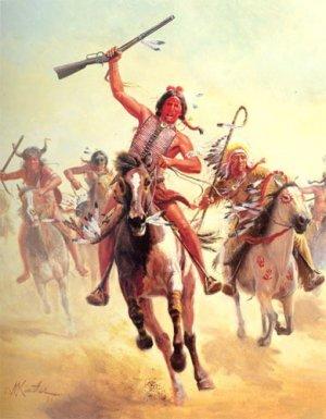 Rock Lee Wallpaper 3d L Histoire Sans Id 233 Es Re 231 Ues Le Scalp Chez Les Indiens D