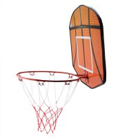 Wooden Wall Mounted Basketball Backboards Rim Hoop Goal