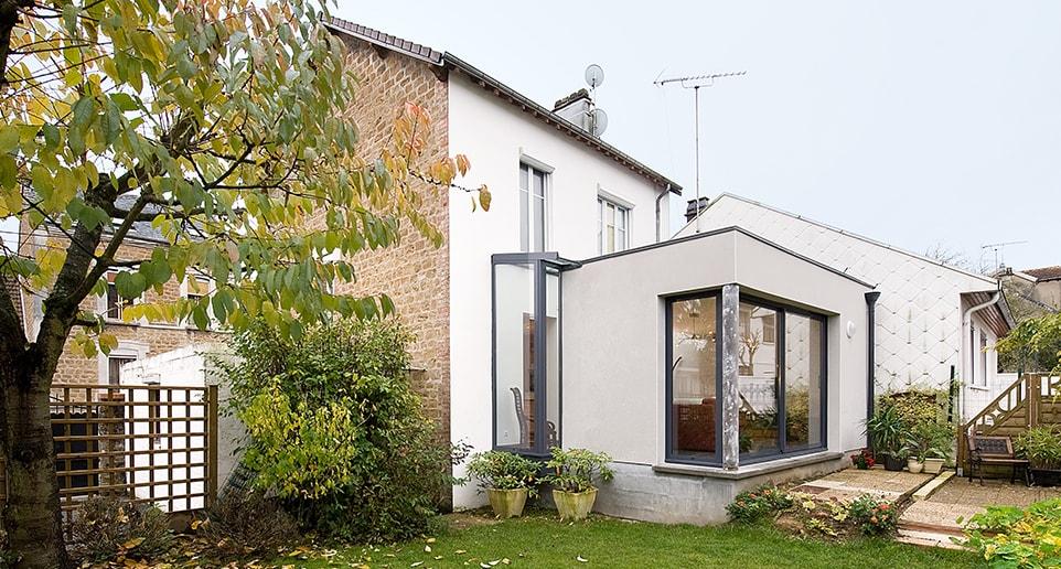 Choisir l\u0027agrandissement de maison à toit plat Agrandir Ma Maison