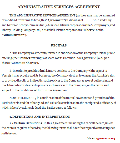 Sample Service Agreement For The Best Defence Service Memorandum - sample memorandum of agreements