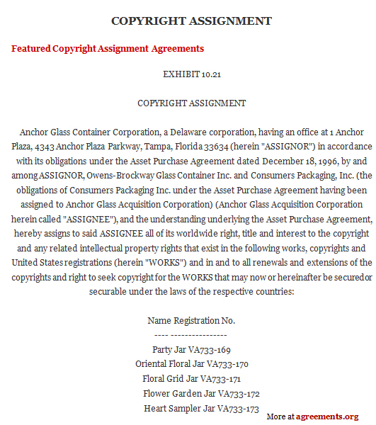 Assignment Agreement How To Wholesale Filling Out An Assignment Of
