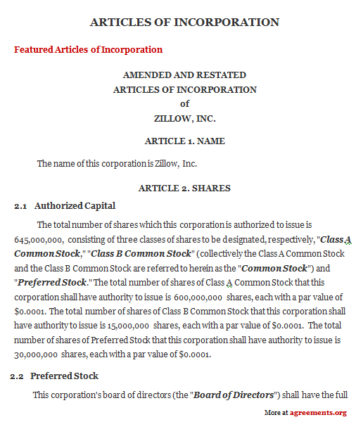 Company Separation Agreement - Plan
