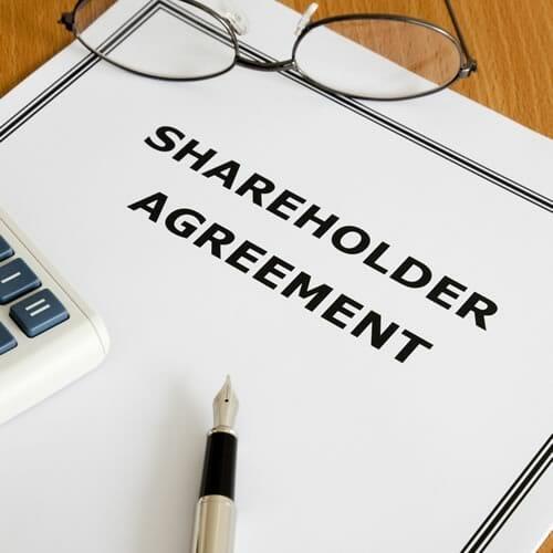 Shareholdersu0027 Agreement - 2 Shareholders, Short Form MOI - shareholder agreement