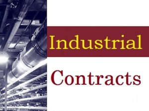 industrial contract