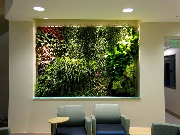Green Walls Green Living Technologies