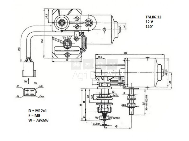 Abarth Schema moteur