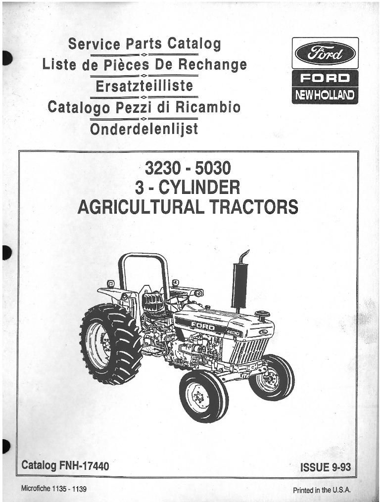 new holland 3230 ford tractor wiring diagram manual e books Ford Ignition System Wiring Diagram ford 3230 wiring diagram wiring diagram databaseford 5030 wiring diagram trusted wiring diagram online 1964 ford