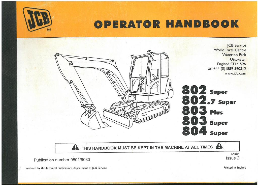 Beautiful Jcb Load All 520 Wiring Diagram Images - Electrical ...