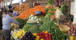 ارتفاع أسعار الخضر و الفواكه بالأسواق المغربية