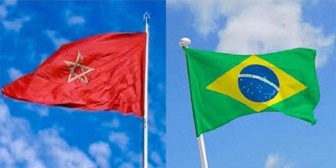 Le Brésil prospecte au Maroc