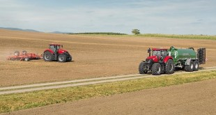 Le tracteur Optum CVX pour répondre aux attentes des professionnels