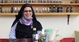 Rencontre avec une agricultrice de Tafraout